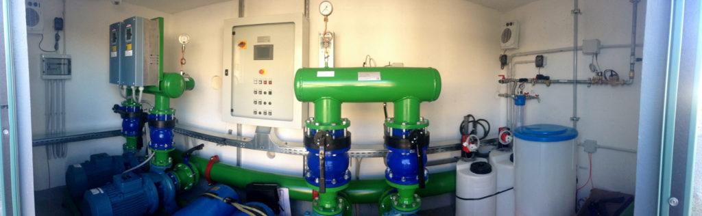 pumping units | tecnoservice